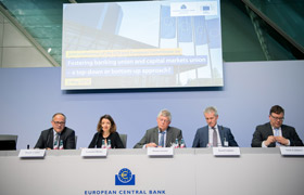 Joint Conference of the European Central Bank and the European Commission - 3 May 2018