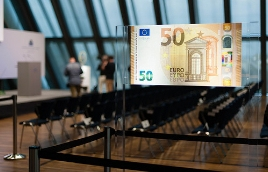 The new €50 banknote - 4 April 2017