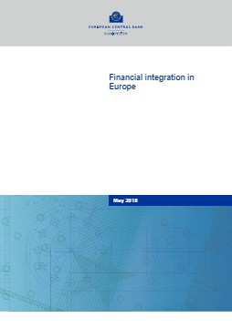 Financial integration in Europe, May 2018 - cover image